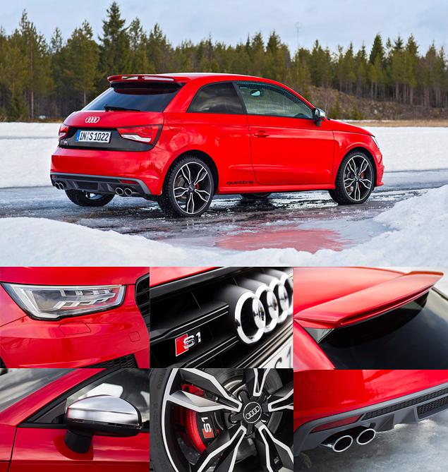 Выясняем, на что способен самый маленький хот-хэтч от Audi. Фото 5
