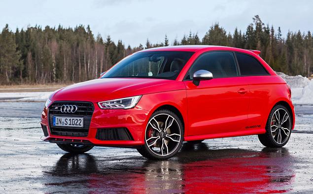 Выясняем, на что способен самый маленький хот-хэтч от Audi. Фото 6
