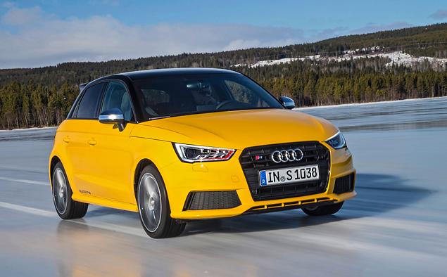 Выясняем, на что способен самый маленький хот-хэтч от Audi. Фото 7