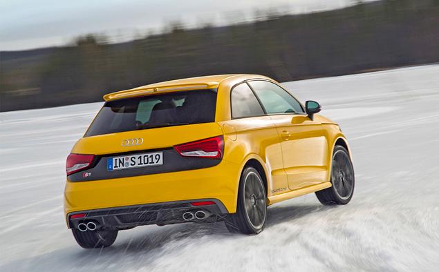 Выясняем, на что способен самый маленький хот-хэтч от Audi. Фото 8