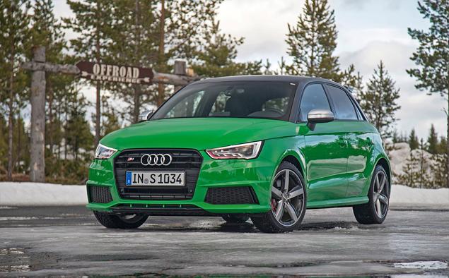 Выясняем, на что способен самый маленький хот-хэтч от Audi. Фото 10