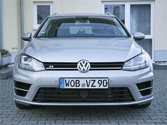 Volkswagen сделает Golf R универсалом