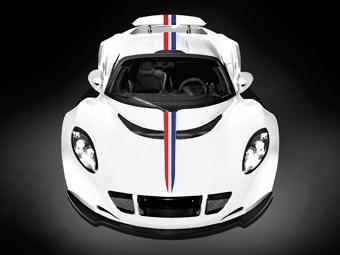 В Hennessey создали спецверсию Venom GT в честь рекорда скорости