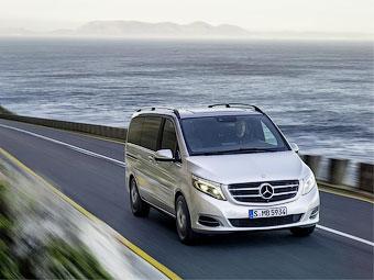 Mercedes-Benz стал самым прибыльным производителем фургонов