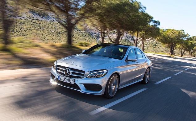 Почему новый С-класс имеет все шансы стать лучшим автомобилем в классе. Фото 2