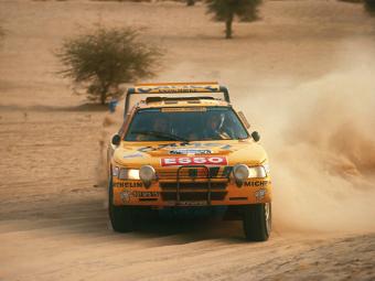 Команда Peugeot вернулась в «Дакар»