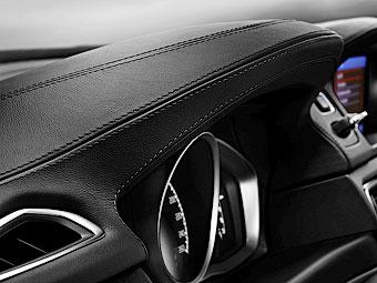 Компания Volvo предложила сделать интерьеры роскошными