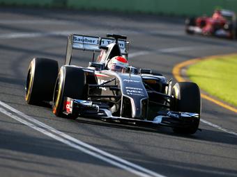 Пилоты Sauber назвали болид команды слишком тяжелым