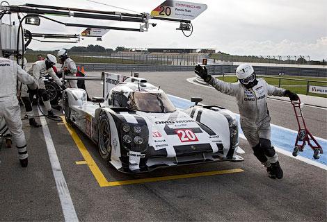Два спортпрототипа Porsche проехали 4,7 тысячи тестовых километров