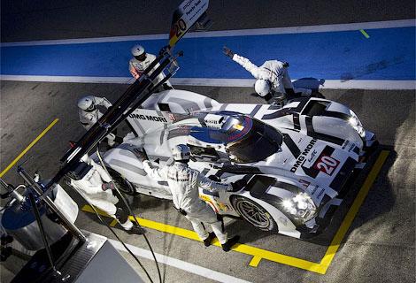Два спортпрототипа Porsche проехали 4,7 тысячи тестовых километров. Фото 1