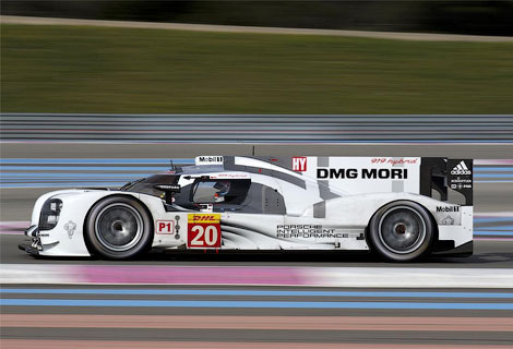 Два спортпрототипа Porsche проехали 4,7 тысячи тестовых километров. Фото 2