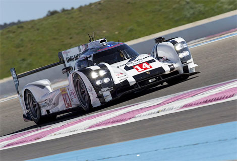 Два спортпрототипа Porsche проехали 4,7 тысячи тестовых километров. Фото 3