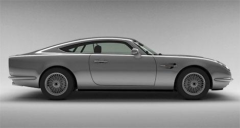 Купе Speedback GT получило алюминиевый кузов и пятилитровый мотор