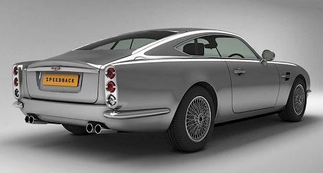 Купе Speedback GT получило алюминиевый кузов и пятилитровый мотор. Фото 2