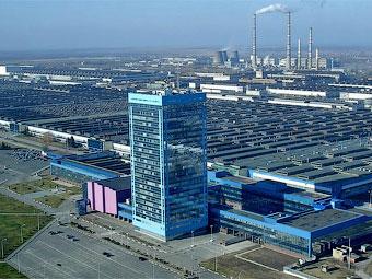 «АвтоВАЗ» потерял за год восемь миллиардов рублей