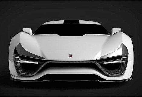 Фирма Trion SuperCars построит к апрелю прототип первой модели