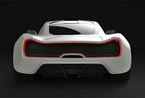 Фирма Trion SuperCars построит к апрелю прототип первой модели. Фото 1
