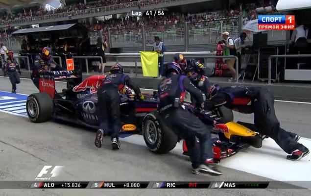 Онлайн-трансляция второго этапа Формулы-1 2014 года