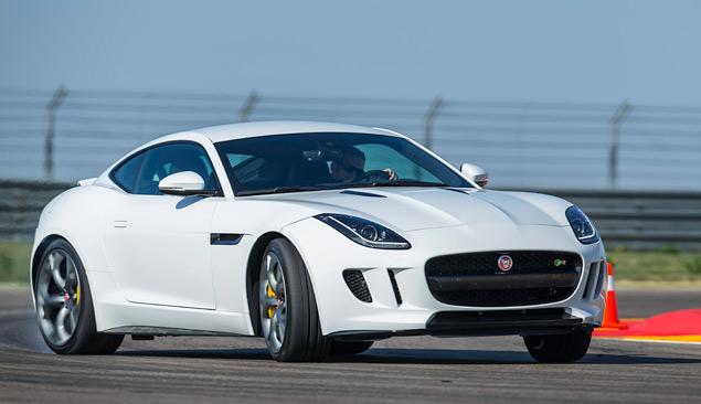 Тест-драйв Jaguar F-Type Coupe - автомобиля, который через полвека станет классикой. Фото 4