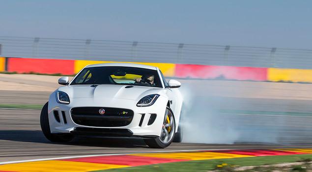 Тест-драйв Jaguar F-Type Coupe - автомобиля, который через полвека станет классикой. Фото 5