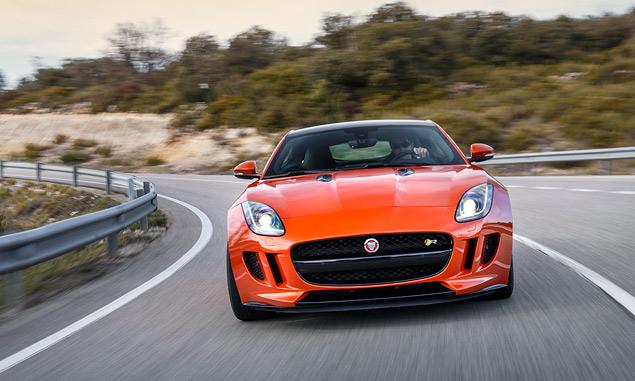 Тест-драйв Jaguar F-Type Coupe - автомобиля, который через полвека станет классикой. Фото 9