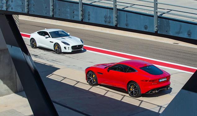 Тест-драйв Jaguar F-Type Coupe - автомобиля, который через полвека станет классикой. Фото 11
