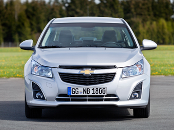 Дилерам Chevrolet приказали остановить продажи Cruze с турбомотором