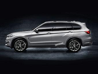 Компания BMW подтвердила большой внедорожник X7