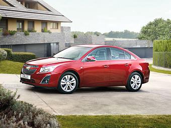 Chevrolet продолжит продавать в России турбированные «Крузы»
