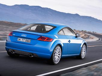 Audi превратит TT в семейную модель