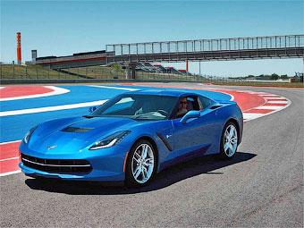 Продажами нового Chevrolet Corvette в России займутся четыре дилера