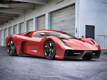 Нидерландское ателье изменит Ferrari 458 Italia до неузнаваемости