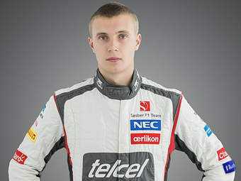 Sauber доверит Сироткину один тест-день после Гран-при Бахрейна