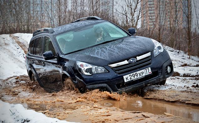 Длительный тест Subaru Outback: часть вторая. Фото 2