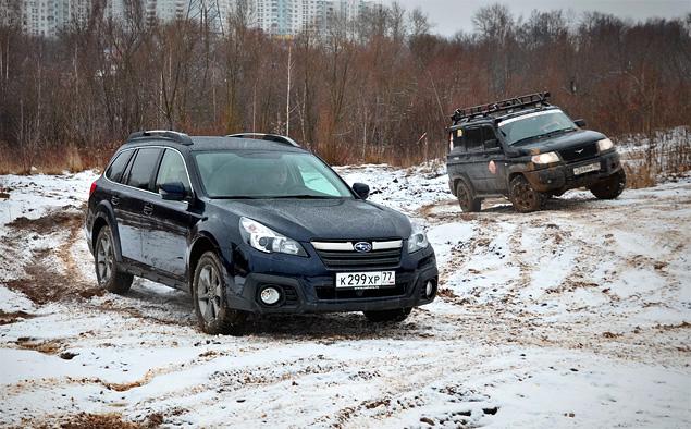 Длительный тест Subaru Outback: часть вторая. Фото 3