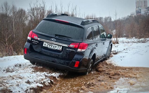 Длительный тест Subaru Outback: часть вторая. Фото 6