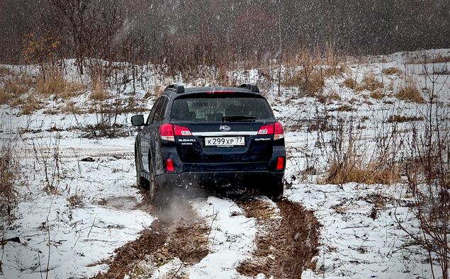 Длительный тест Subaru Outback: часть вторая. Фото 11
