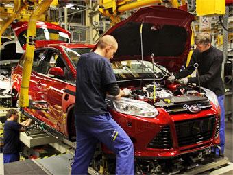 Ford сократит производство и персонал из-за девальвации рубля