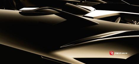 Компания Rezvani Motors распространила новую информацию о суперкаре Beast