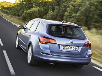 Opel построит вседорожную «Астру» и конкурента VW Tiguan