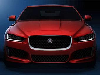 Новому седану Jaguar достанутся моторы от F-Type