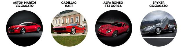 Как автопроизводители превращают серийные модели в концепт-кары. Фото 2