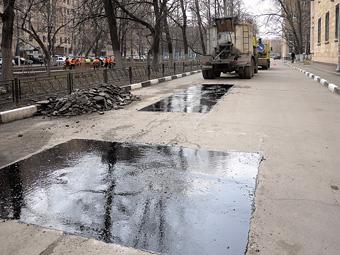 Московские дороги улучшились в 10 раз