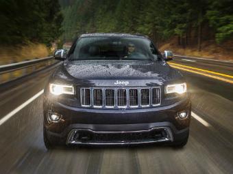 Chrysler отзовет 870 тысяч внедорожников Dodge и Jeep