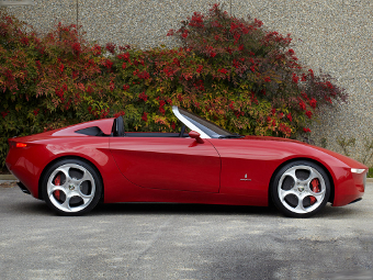 Alfa Romeo построит новый родстер без помощи «Мазды»