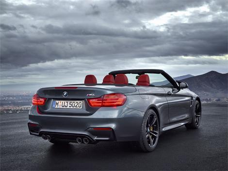 Кабриолет BMW M4 оказался на 0,3 секунды медленнее купе. Фото 1