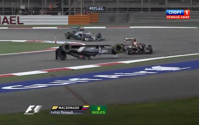 Онлайн-трансляция третьего этапа Формулы-1 2014 года. Фото 1