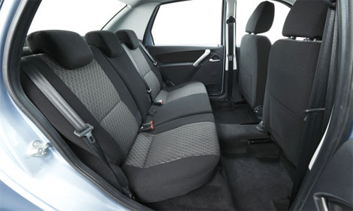 Datsun официально представил бюджетную модель для России. Фото 3