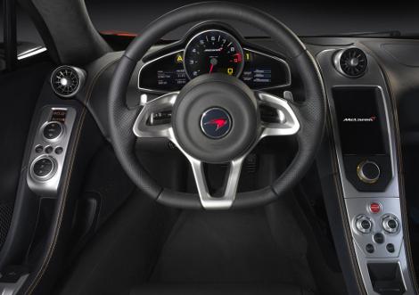 Компания McLaren прекратила выпуск суперкара MP4-12С. Фото 2