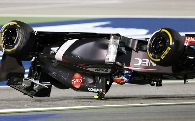 Пилоты Mercedes AMG устроили битву при Бахрейне. Фото 4